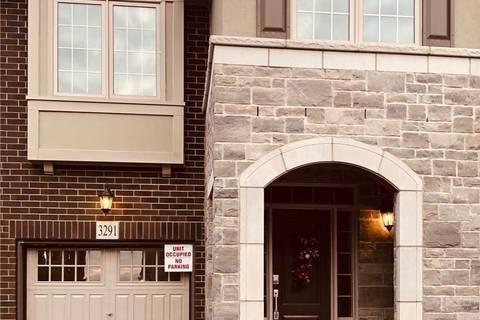 Townhouse for rent at 3291 Mockingbird Common  Oakville Ontario - MLS: W4669777