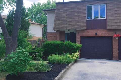 Townhouse for sale at 3292 Tallmast Cres Mississauga Ontario - MLS: W4823668
