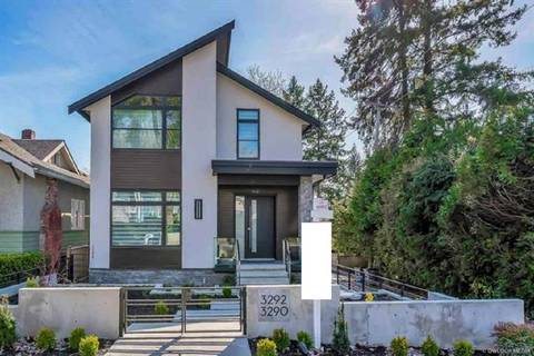 House for sale at 3292 37th Ave W Vancouver British Columbia - MLS: R2433391