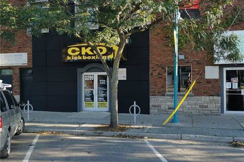 Commercial property for lease at 3299 Lake Shore Blvd Toronto Ontario - MLS: W4711289