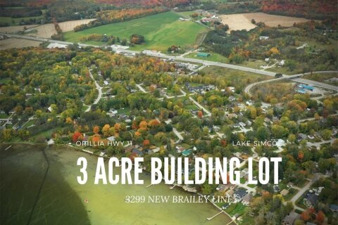 Residential property for sale at 3299 New Brailey Line Severn Ontario - MLS: S4962930