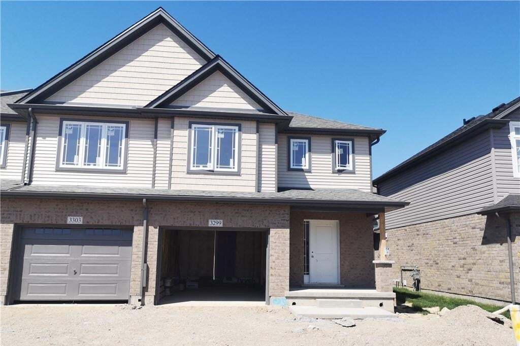 Townhouse for sale at 3299 Strawberry Wk London Ontario - MLS: H4077265