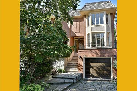 Townhouse for sale at 32 Oriole Rd Toronto Ontario - MLS: C4584696