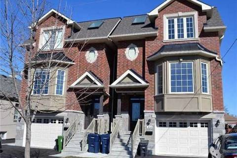 House for sale at 32 Manitoba St Toronto Ontario - MLS: W4451075