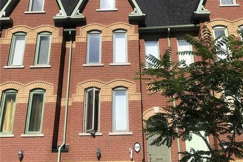 Townhouse for rent at 32 Oxford St Toronto Ontario - MLS: C4523879