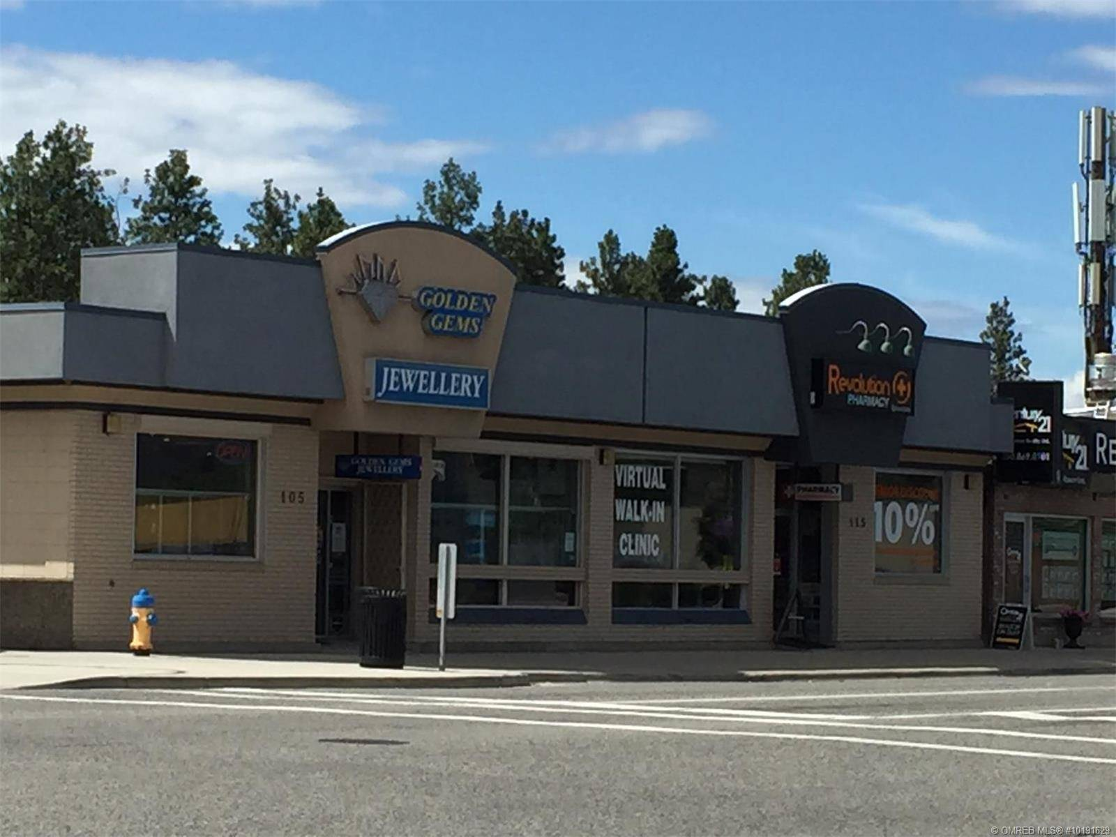 Commercial property for sale at 105 Highway 33 West Hy West Unit 33 Kelowna British Columbia - MLS: 10191629