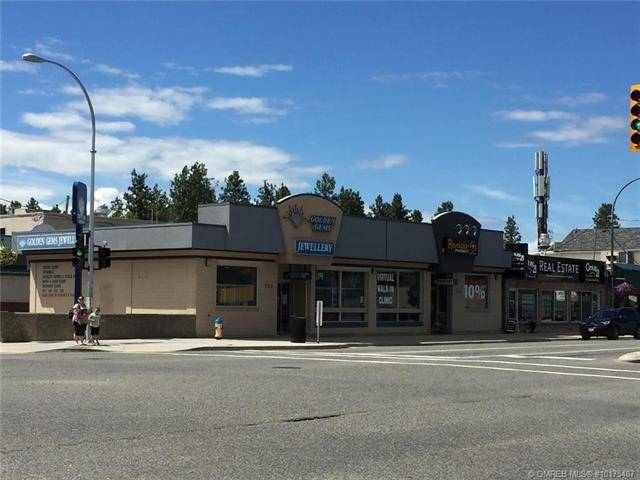 Commercial property for sale at 105 33 Hwy. W Hy West Unit 33 Kelowna British Columbia - MLS: 10175407