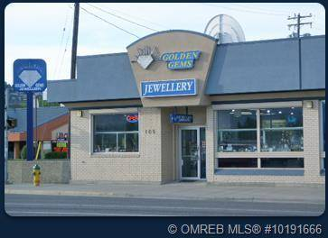 Commercial property for lease at 105 Hwy. 33 West Hy West Apartment 33 Kelowna British Columbia - MLS: 10191666