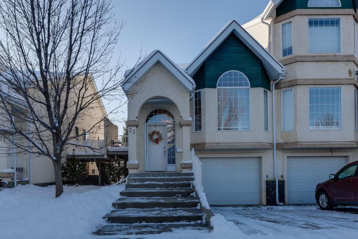 Townhouse for sale at 11717 9b Av NW Unit 33 Edmonton Alberta - MLS: E4202268