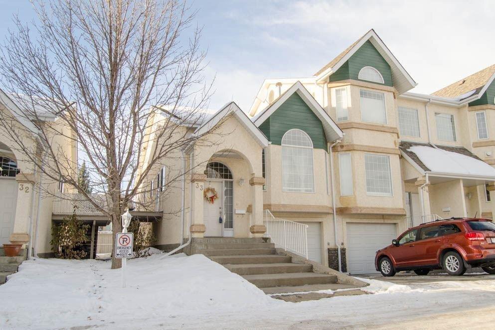 Townhouse for sale at 11717 9b Av NW Unit 33 Edmonton Alberta - MLS: E4222416