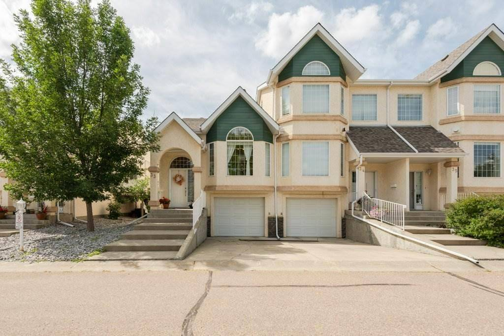 Townhouse for sale at 11717 9b Ave Nw Unit 33 Edmonton Alberta - MLS: E4189742