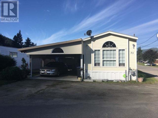 Buliding: 1214 Okanagan Avenue, Chase, BC