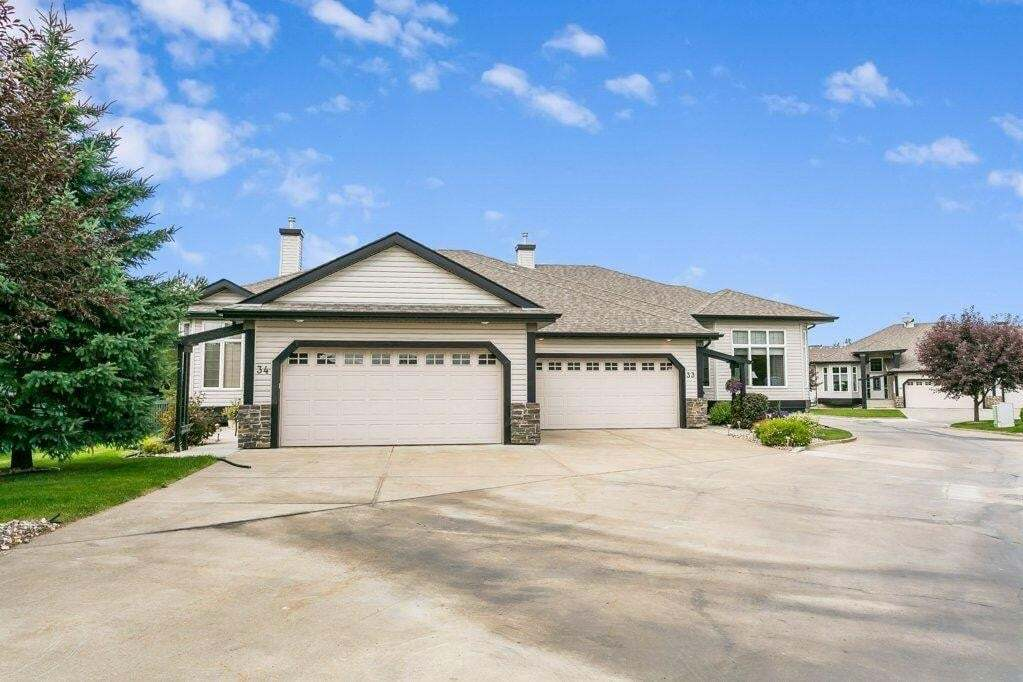 Townhouse for sale at 12504 15 Av SW Unit 33 Edmonton Alberta - MLS: E4207889