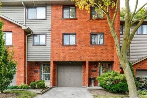 Condo for sale at 1855 Maple Ridge Dr Unit 33 Mississauga Ontario - MLS: W4575772