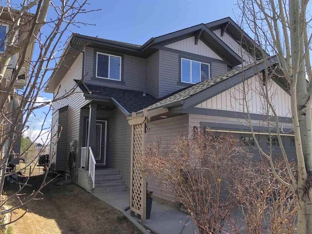 Townhouse for sale at 1901 126 St Sw Unit 33 Edmonton Alberta - MLS: E4189545