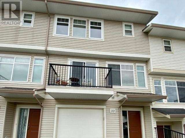 Townhouse for sale at 1990 Pacific Wy Unit 33 Kamloops British Columbia - MLS: 154069