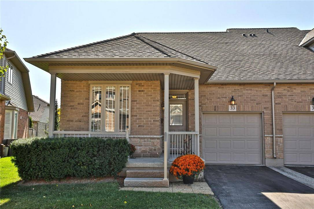 Townhouse for sale at 2165 Itabashi Wy Unit 33 Burlington Ontario - MLS: H4065654