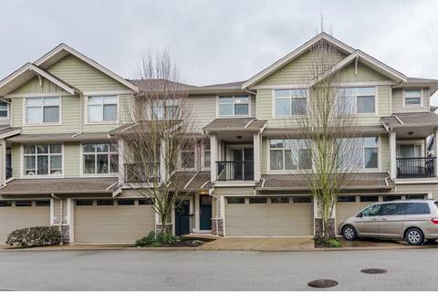 Townhouse for sale at 22225 50 Ave Unit 33 Langley British Columbia - MLS: R2424914