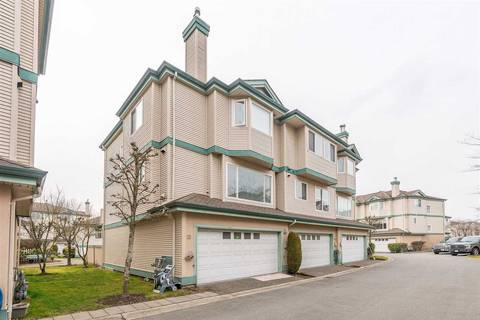 Townhouse for sale at 22800 Windsor Ct Unit 33 Richmond British Columbia - MLS: R2348059