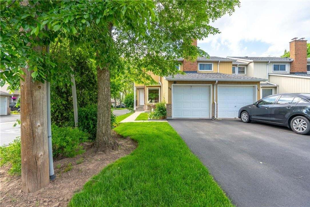 Townhouse for sale at 2385 Woodward Ave Unit 33 Burlington Ontario - MLS: H4078899
