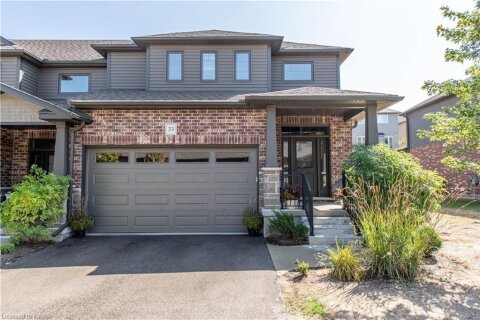 Townhouse for sale at 254 Gosling Gdns Unit 33 Guelph Ontario - MLS: 40045083