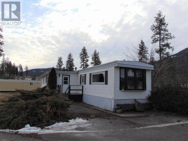 Residential property for sale at 254 Merritt Spences Bridge  Unit 33 Merritt British Columbia - MLS: 155011