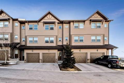 Townhouse for sale at 28 Heritage Dr Unit 33 Cochrane Alberta - MLS: C4235316