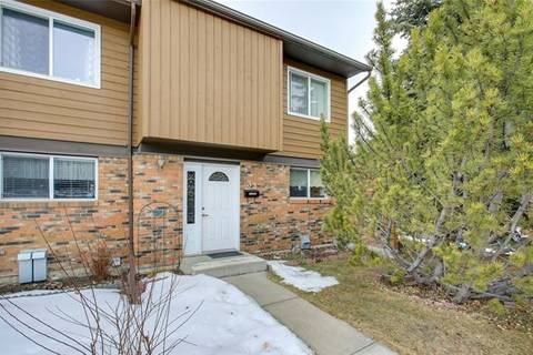 Townhouse for sale at 287 Southampton Dr Southwest Unit 33 Calgary Alberta - MLS: C4283530