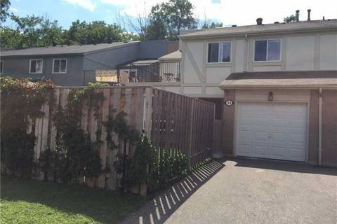 Apartment for rent at 33 New Haven's Wy Markham Ontario - MLS: N4596337
