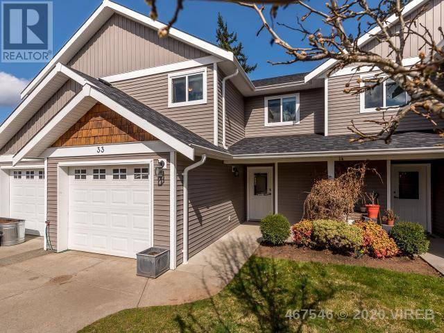 Townhouse for sale at 3400 Coniston Cres Unit 33 Cumberland British Columbia - MLS: 467546