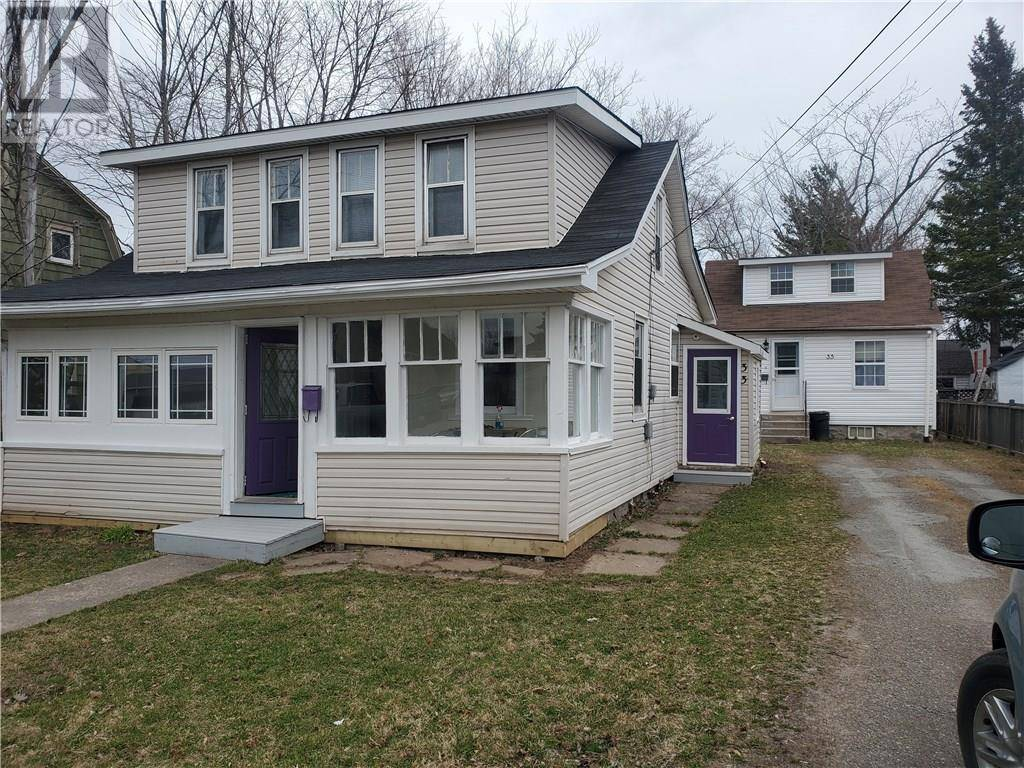 Townhouse for sale at 33 Germain St Moncton New Brunswick - MLS: M127787