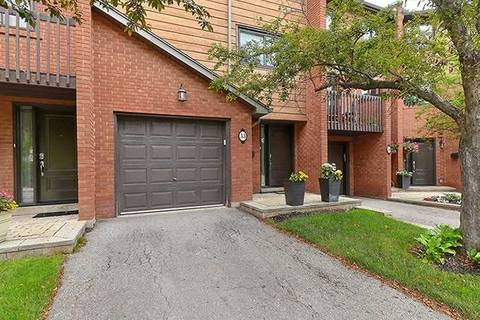 Condo for sale at 4156 Fieldgate Dr Unit 33 Mississauga Ontario - MLS: W4503491