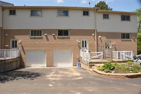 Townhouse for rent at 51 Caroga Ct Unit 33 Hamilton Ontario - MLS: H4055921
