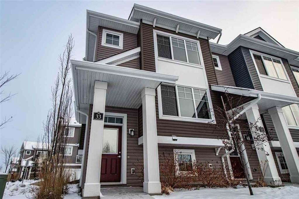 House for sale at 5203 149 Av NW Unit 33 Edmonton Alberta - MLS: E4197077