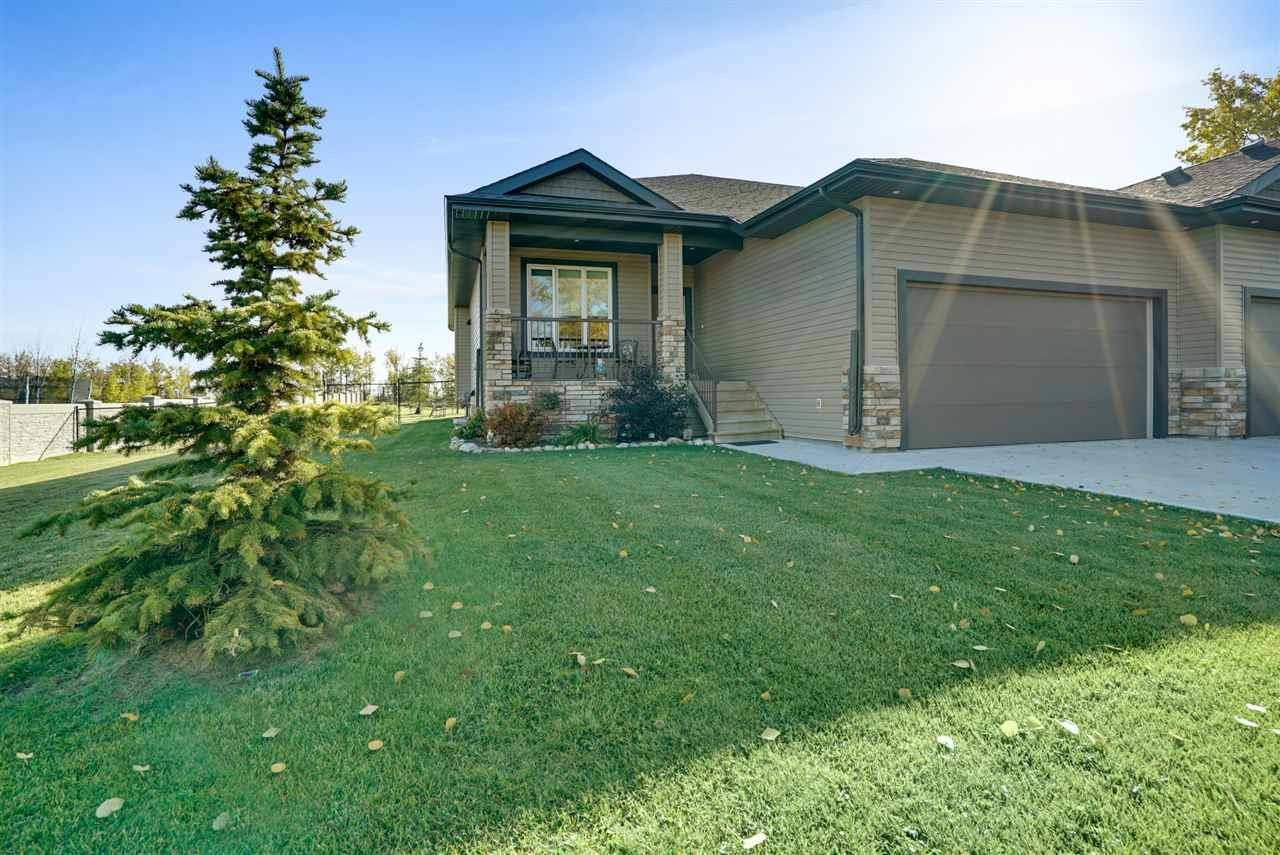 Townhouse for sale at 53521 Rge Rd Unit 33 Rural Parkland County Alberta - MLS: E4181764