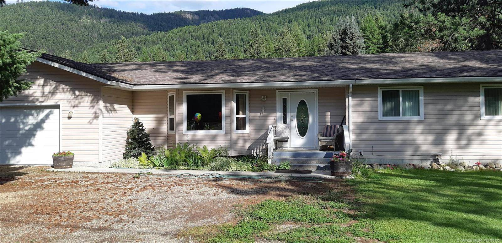 House for sale at 5983 Highway 33 Hy Unit 33 Beaverdell British Columbia - MLS: 10189122