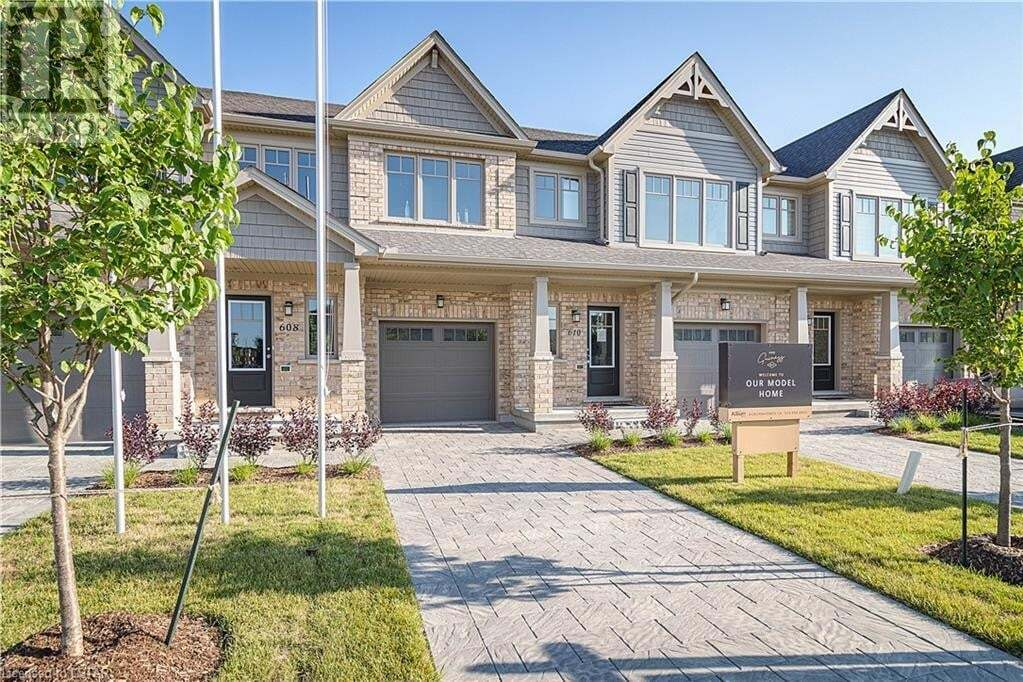 Townhouse for sale at 600 Guiness Wy Unit 33 London Ontario - MLS: 262162