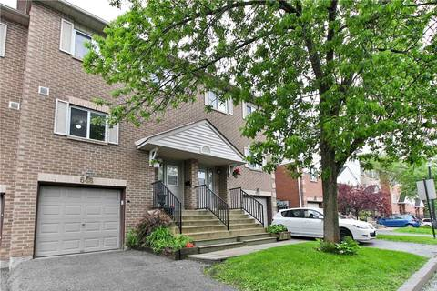 Condo for sale at 648 Gibney Cres Unit 33 Newmarket Ontario - MLS: N4487758