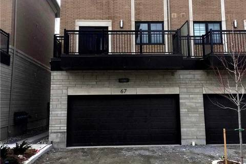 Apartment for rent at 67 Village Pkwy Markham Ontario - MLS: N4688617