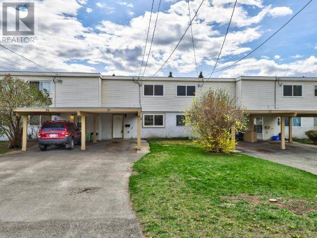 Townhouse for sale at 700 Collingwood Drive  Unit 33 Kamloops British Columbia - MLS: 156159