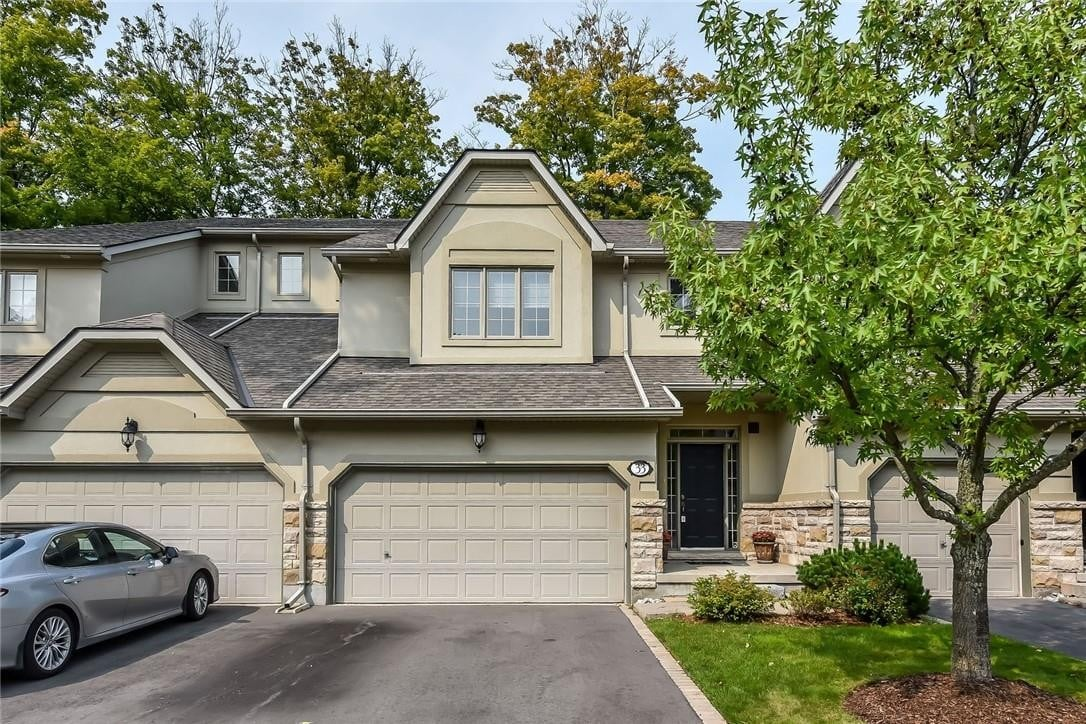 Townhouse for sale at 71 Sulphur Springs Rd Unit 33 Ancaster Ontario - MLS: H4088345
