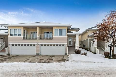 Townhouse for sale at 72 Millside Dr Southwest Unit 33 Calgary Alberta - MLS: C4283181