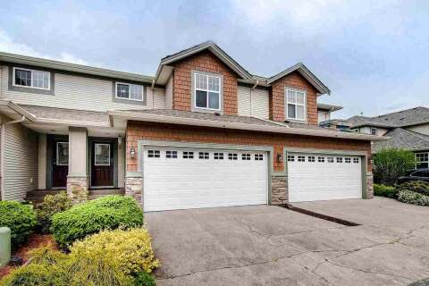 Townhouse for sale at 7475 Garnet Dr Unit 33 Chilliwack British Columbia - MLS: R2457089
