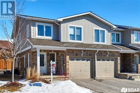 Townhouse for sale at 75 Prince William Wy Unit 33 Barrie Ontario - MLS: 30719414