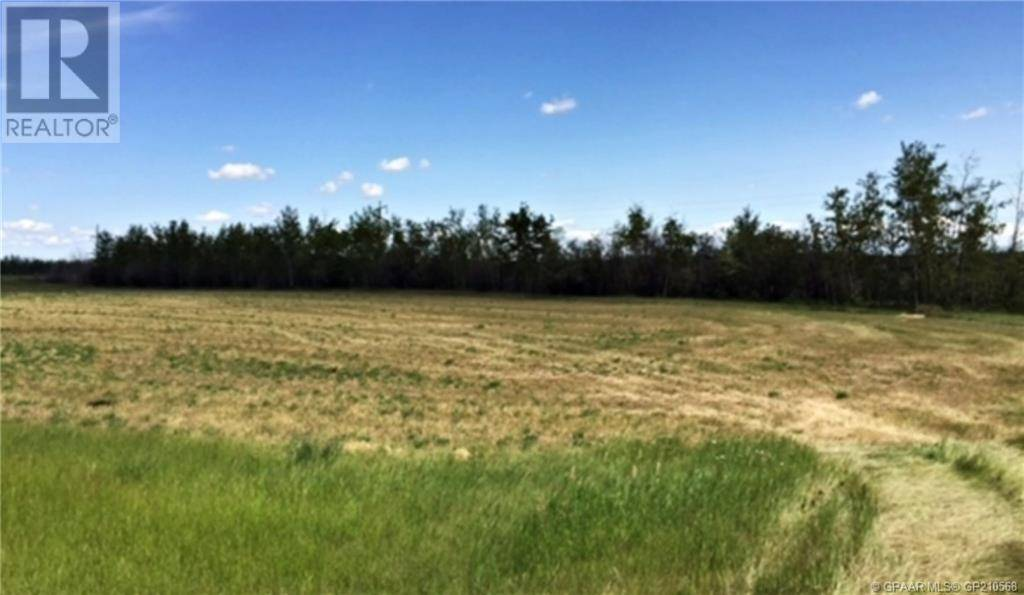 Residential property for sale at 0 Ne 33-76-5 W6  Ne Unit 33-76-5 Saddle Hills County Alberta - MLS: GP210568