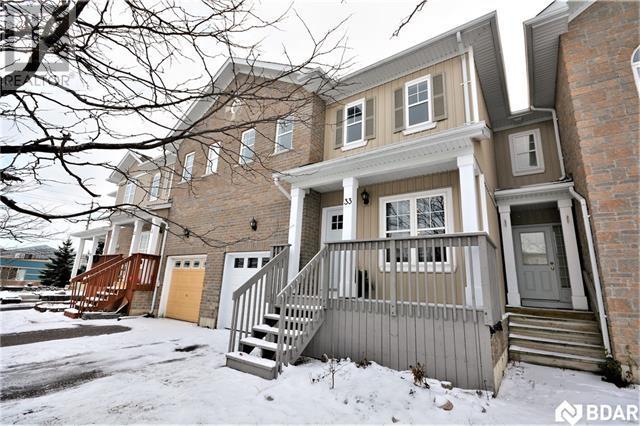 House for sale at 33-800 West Ridge Boulevard Orillia Ontario - MLS: S4304041