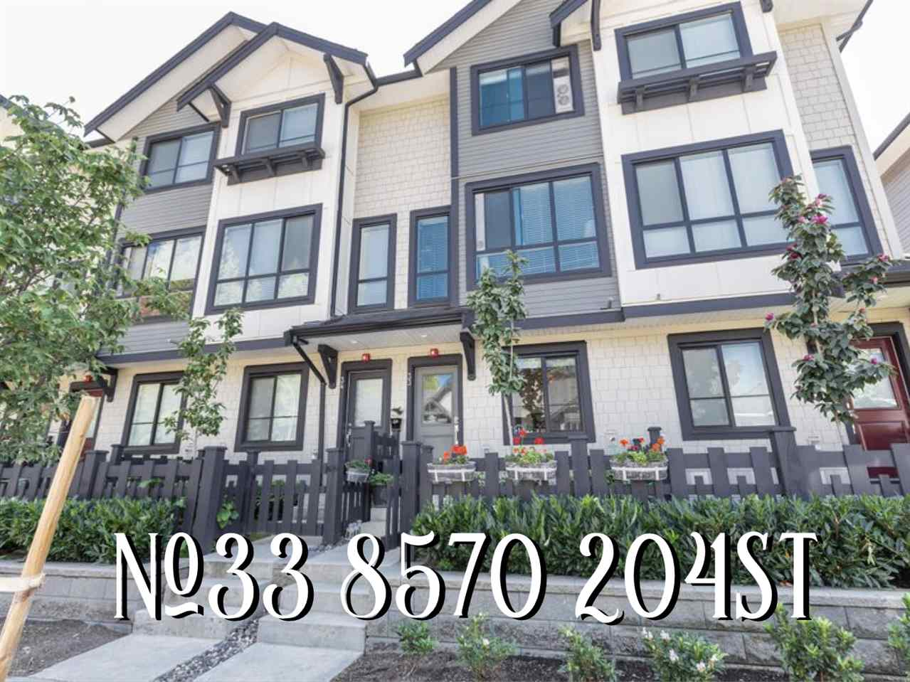 Removed: 33 - 8570 204 Street, Langley, BC - Removed on 2019-08-30 05:48:08