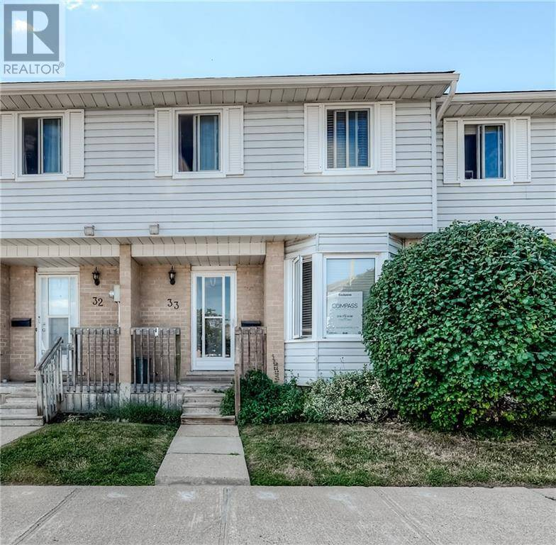 Townhouse for sale at 90 Ferman Dr Unit 33 Guelph Ontario - MLS: 30758617