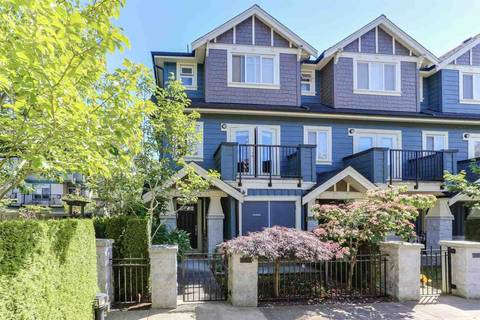 Townhouse for sale at 9628 Ferndale Rd Unit 33 Richmond British Columbia - MLS: R2414927