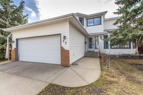 House for sale at 33 Alderwood Blvd St. Albert Alberta - MLS: E4156548